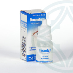 Dacrolux colirio 10 ml
