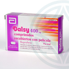 Dalsy 400 mg 30 comprimidos
