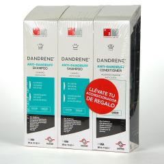 Dandrene 2 Champús Anticaspa + Acondicionador de Regalo DS Laboratories