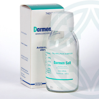 Darmen Salt granulado efervescente 100 g