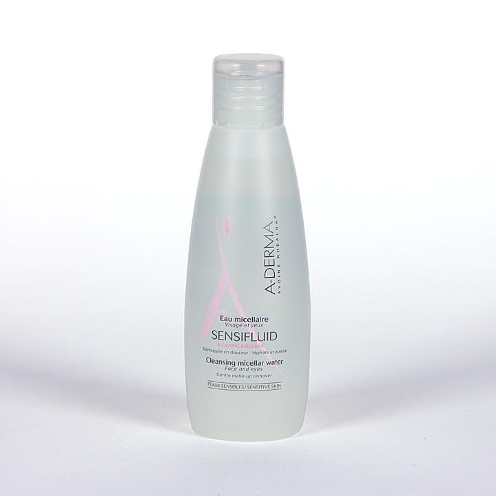 A-Derma Sensifluid Agua micelar desmaquillante 75 ml