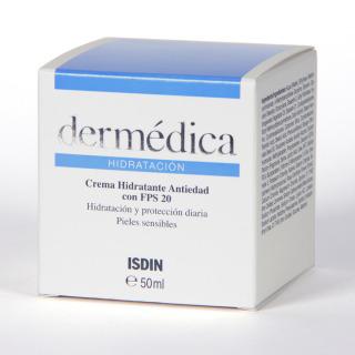 Dermédica Crema Hidratante Antiedad SPF 20 50 ml