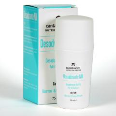 Desodorante NM Sin aluminio 75 ml