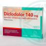 Diclodolor 140 mg 10 apósitos adhesivos