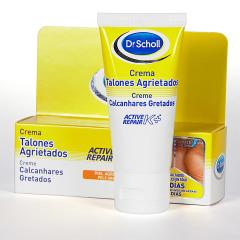 Dr. Scholl Crema Talones agrietados Active Repair K+ 60 ml