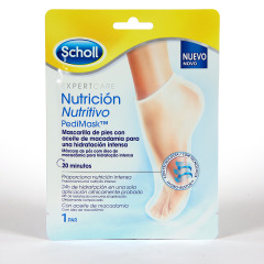 Dr. Scholl Expert Care Mascarilla Nutritiva para pies