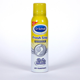 Dr. Scholl Fresh Step Desodorante Pies Anti-Transpirante 150 ml