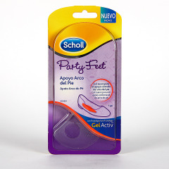 Dr. Scholl Plantillas Party Feet Apoyo Arco del Pie