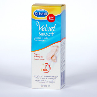 Dr.Scholl Velvet Smooth Crema diaria 60 ml