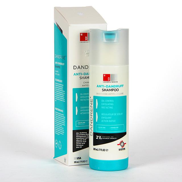 Dandrene Champú Anticaspa DS Laboratories 205 ml
