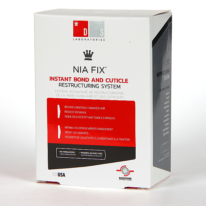Nia Fix Sistema Reestructurante Capilar DS Laboratories