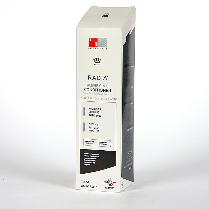 Radia Acondicionador Purificante DS Laboratories 205 ml