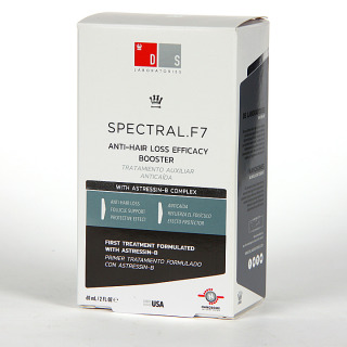 Spectral F7 DS Laboratories Tratamiento Auxiliar Anticaída 60 ml