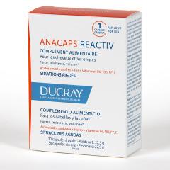 Ducray Anacaps Reactiv 30 cápsulas