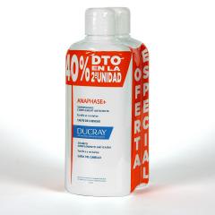 Ducray Anaphase+ Champú 400 ml Duplo