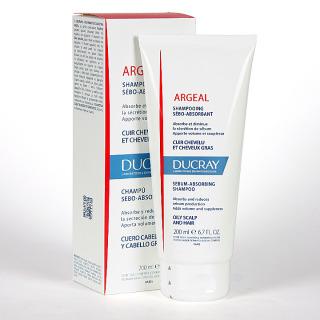 Ducray Argeal Champú tratante sebo-absorbente 200 ml