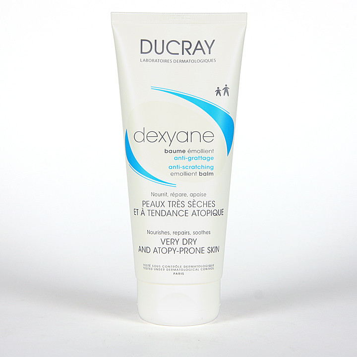 Ducray Dexyane Bálsamo anti-rascado 200 ml