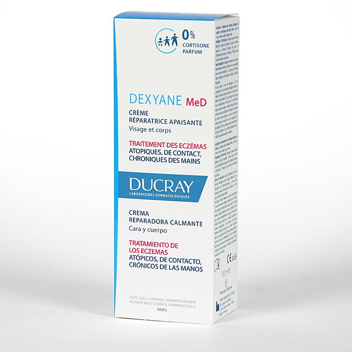 Ducray Dexyane MeD Crema Reparadora Calmante 100 ml