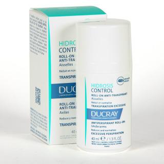 Ducray Hidrosis Control desodorante roll-on 40 ml