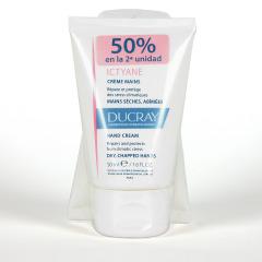 Ducray Ictyane Crema de Manos 50 ml Pack Duplo