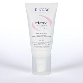 Ducray Ictyane Crema hidratante facial SPF 15 40 ml