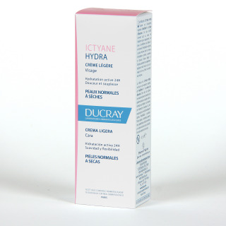 Ducray Ictyane Hydra Crema 40 ml
