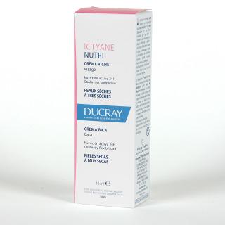 Ducray Ictyane Nutri Crema 40 ml