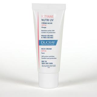 Ducray Ictyane Nutri UV Crema 40 ml