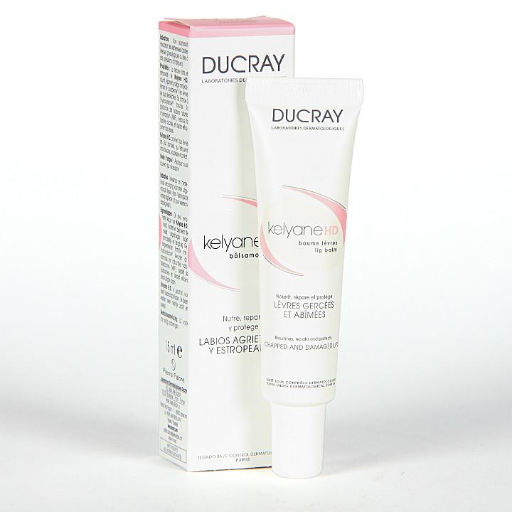 Ducray Kelyane HD Bálsamo Labial 15 ml