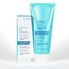 Ducray Keracnyl Crema PP + Gel Limpiador Pack Ahorro