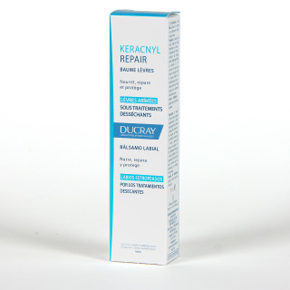 Ducray Keracnyl Repair Bálsamo Labial 15 ml