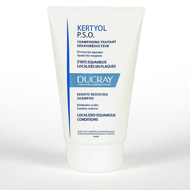 Ducray Kertyol P.S.O Champú tratamiento queratorreductor 125 ml