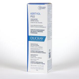 Ducray Kertyol PSO Concentrado Uso Localizado 100 ml