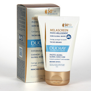 Ducray Melascreen Cuidado Global Manos SPF50+ 50 ml