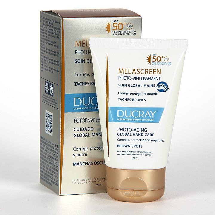 Ducray Melascreen Cuidado Global Manos SPF50+ 50 ml