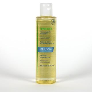 Ducray Sensinol Aceite Limpiador 200 ml