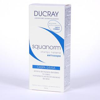 Ducray Squanorm Champú caspa grasa 200ml