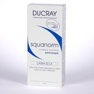 Ducray Squanorm Champú tratamiento caspa seca 200 ml