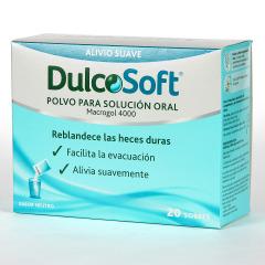 DulcoSoft Polvo para solución oral 20 sobres