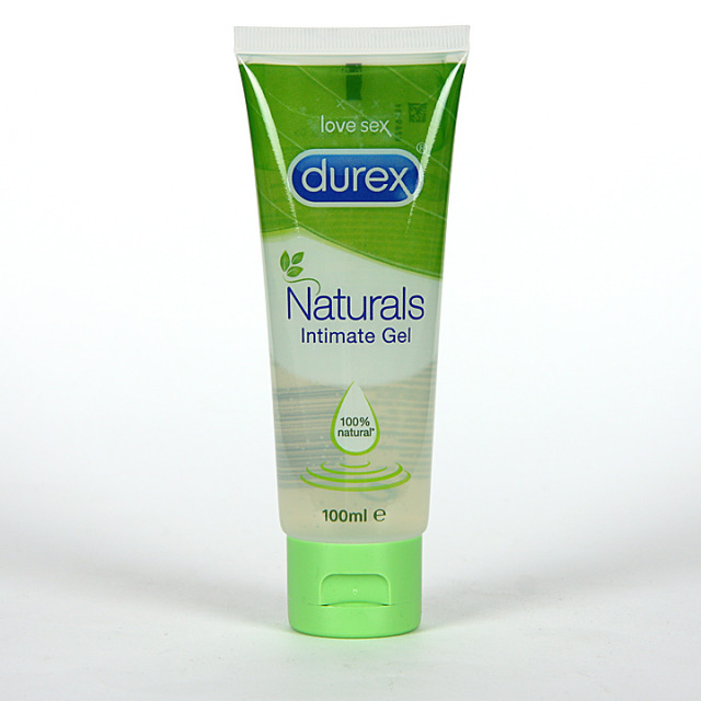 Durex Gel Lubricante Natural 100 ml