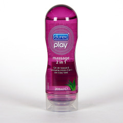 Durex Play Massage 2 en 1 Aloe Vera 200 ml