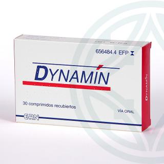 Dynamin 30 comprimidos