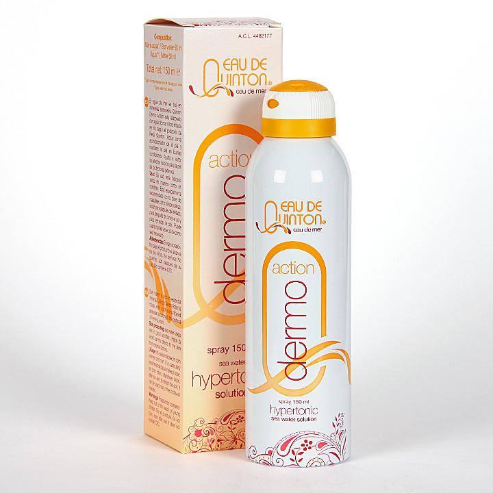Eau de Quinton Dermo Action Spray 150 ml