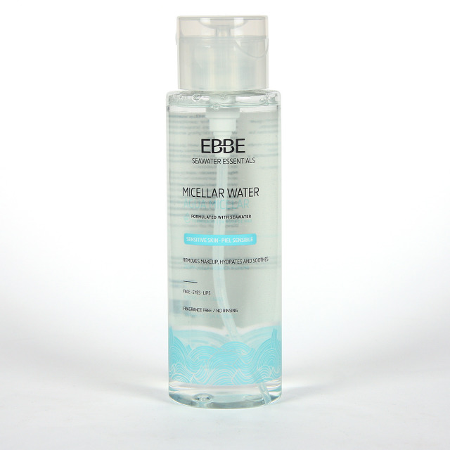 EBBE Agua Micelar Piel Sensible 400 ml