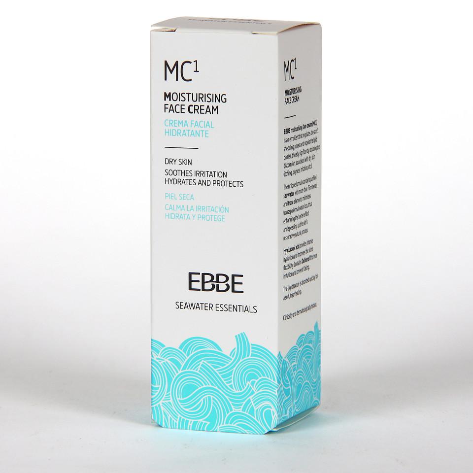 EBBE MC1 Crema Facial Hidratante 50 ml