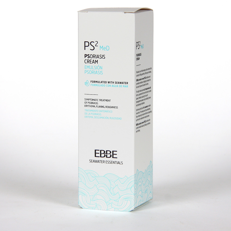 EBBE PS2 Emulsión Psoriasis 100 ml