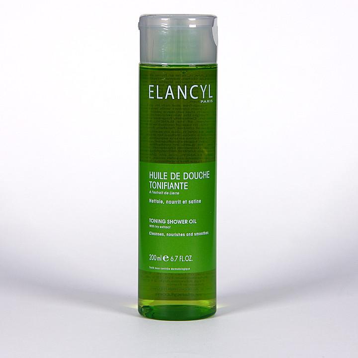 Elancyl Klorane Aceite de ducha tonificante 200ml