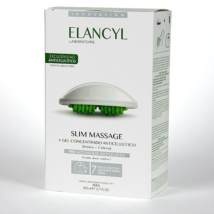Elancyl Klorane Slim Massage Anticelulítico 200 ml Gel + Guante