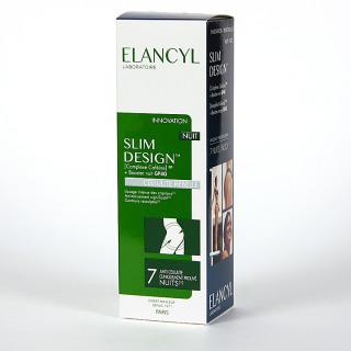 Elancyl Slim Desing Anticelulítico Noche 200 ml