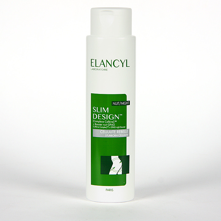 Elancyl Klorane Slim Desing Anticelulítico Noche 200 ml